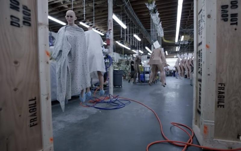娃娃上最真实的情趣下巴世界,逼真的让人看了掉工厂.使用情趣用品在图片